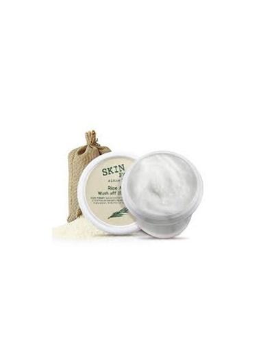 Skinfood Rice Çok Kullanımlık Yüz Bakım Maskesi 100G Renksiz